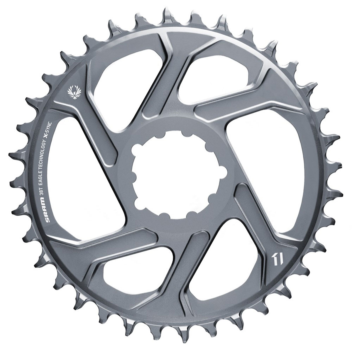 X-SYNC 2 Eagle™ Chainring Direct Mount