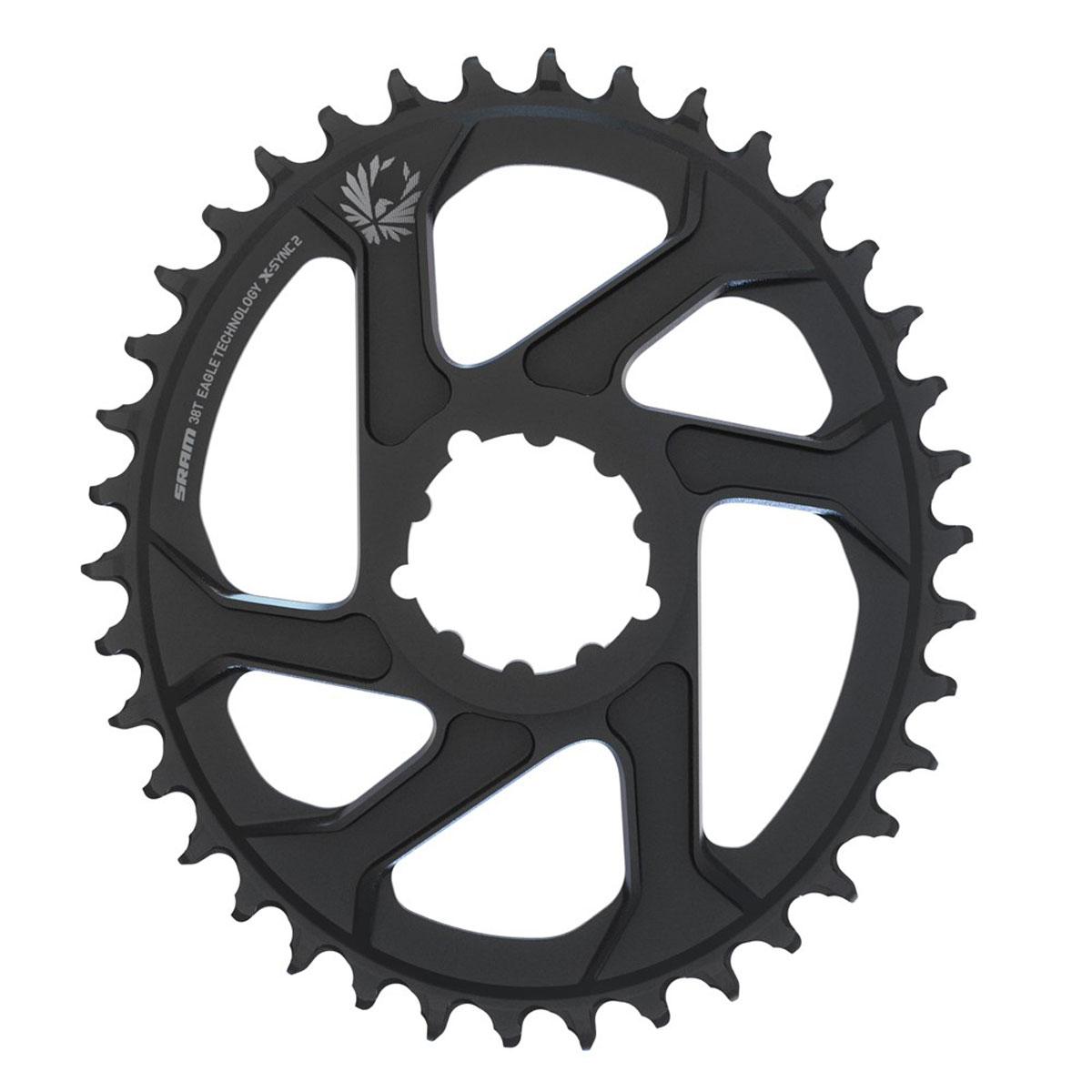 X-SYNC 2 Eagle™ Oval Chainring Direct Mount